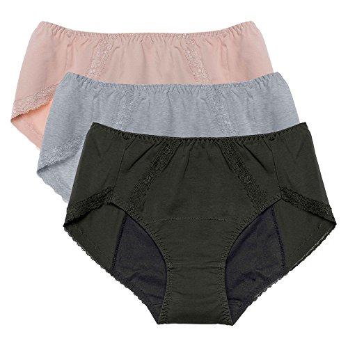 Intimate Portal Mujer Ropa Interior Menstruales Culottes
