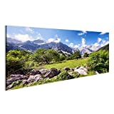 Bild Bilder auf Leinwand Karwendel Berge in österreich