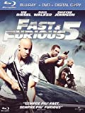 Fast & furious 5 (+DVD+digital copy) [Blu-ray] [IT Import]