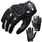 Motorradhandschuhe PROANTI® Motorrad Handschuhe Sommer - L