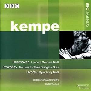 Kempe / L. Van Beethoven , S. Prokofiev , A. Dvorak
