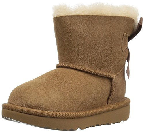 UGG® Mini Bailey Bow Kinder Stiefel Beige