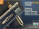 Zündkerze BERU UPT2 Ultra plus TITAN ( UXF56 UXF 79 UXF79P UXT1 UXT3 UXT5 )