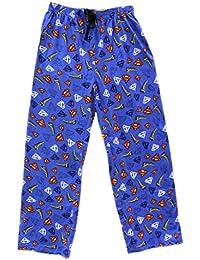 Superman Hero Homme Pantalon Lounge