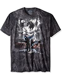 The Mountain Unisexe Adulte Invocation A La Tempete T Shirt