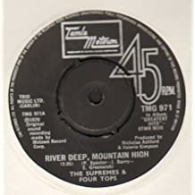 River Deep, Mountain High / You Gotta Have Love in Your Heart - Motown TMG 971