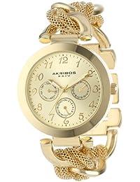Akribos AK564YG - Reloj para mujeres