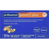Orthomol junior C plus 14er Kautabletten für Kinder - Vitamine & Spurenelemente - Nahrungsergänzung für das Immunsystem preisvergleich bei billige-tabletten.eu