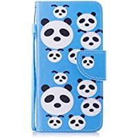 Honor 7X Hülle, BONROY Handy Tasche Schutz Hülle im Bookstyle für Huawei Honor 7X Malerei Muster PU Leder Wallet... preisvergleich bei billige-tabletten.eu