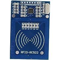 R MFRC-522 RC522 RFID-Modul IC-Karte Induktionssensor mit kosten S50 Karte Schluesselanhaenger SODIAL