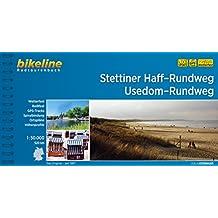 Stettiner Haff Rundweg • Usedom-Rundweg (Bikeline Radtourenbücher)
