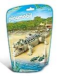 Playmobil - Caimán con bebés (...