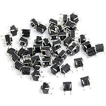 DealMux 50 PC Componentes Electrónicos momentáneo Interruptor del límite de Contacto Micro Modelo: Hogar y