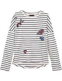 Catimini Ts ml Raye, Camiseta para Niños