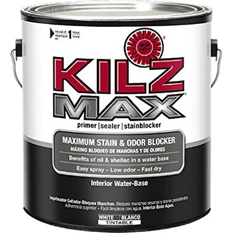 MASTERCHEM INDUSTRIES - MAX Primer/Sealer/Stainblocker, 1-Gal.