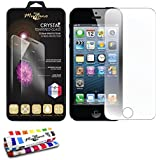 Vitre de protection APPLE IPHONE 5S / IPHONE SE [ULTRACRYSTAL] [Transparente] de MUZZANO + ...