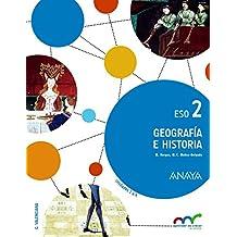 Geografía e Historia 2. Comunidad Valenciana (Aprender es crecer en conexión) - 9788469815311