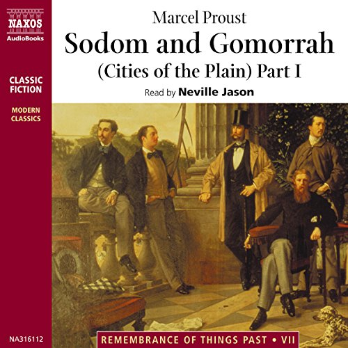Sodom and Gomorrah (Cities of the Plain), Part I  Audiolibri