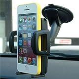 Super Secure'Pare-brise de voiture/bureau avec porte-téléphone ventouse &pour Apple iPhone 5C