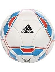 861e218238b44 adidas Torfabrik Bundesliga 2011 2012 - Balón de fútbol blanco  white sharpblue f11