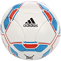 2ca1f73c3da8f adidas Torfabrik Bundesliga 2011 2012 - Balón de fútbol blanco  white sharpblue f11