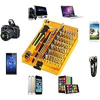 BABAN 45 in 1 Portatile Cacciavite Torx di Precisione per Telefono, PC, TV, Orologio, Strumento di Riparazione Set