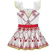 Niña Princesa Ballet disfraz vestido de ballet, blanco