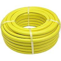 Wurko 11060002 - Manguera, Color Amarillo