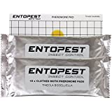 Lot de 20Entopest phéromones antimites de remplacement Recharges