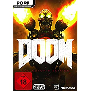 DOOM – 100% Uncut – Day One Edition inkl. Steelbook (exklusiv bei Amazon.de) – [PC]