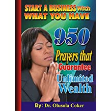 START A BUSINESS WITH WHAT YOU HAVE: 950 Prayers that Guarantee Unlimited Wealth  (English Edition)