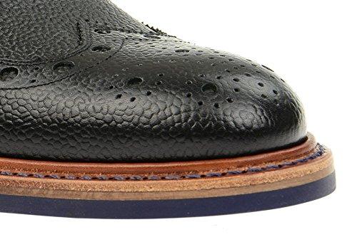 Gordon & Bros  5039 Black, Bottes classiques homme Schwarz