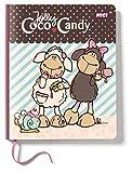 Nici 38271 - Freundebuch Jollycoco und Candy, 15 x 18 cm by Nici