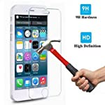Anti EXPLOSIVE TEMPERED GLASS Protector high Definition Transparency Film that ensures maximum resolution. Real Touch Sensitivity for a natural feel that provides flawless touch screen accuracy. Made from the highest quality Film with 100% Bubble-Fre...