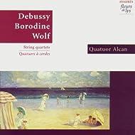 Debussy - Borodine - Wolf