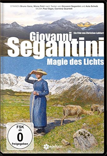 Giovanni Segantini - Magie des Lichts (inkl. Filmmusik-CD) [1 DVD + 1CD] -