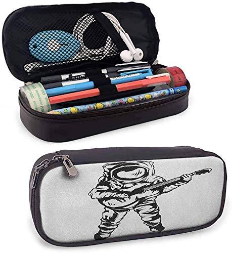 Astronaute PU cuir fermeture éclair pochette Cool...
