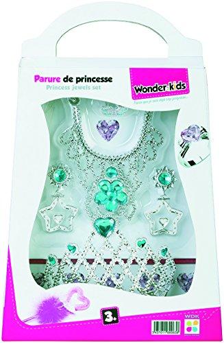 WDK Partner-Estuche Diademe princesa-Surtido, np007ab-cp102ef, tu