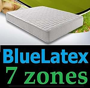 Naturalex - Matelas Thermosoft 140 x 190 cm Thermosoft® mousse à mémoire + aloe vera 19 cm