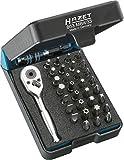 Hazet 863Mbit/33 Bit-Vollstahl-Umschaltknarren-Satz
