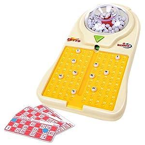 ColorBaby – Bingo eléctrico juegos de mesa CB Games (25680)