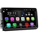 A-Sure 9 Zoll Android 5.1.1 HD 1024*600 GPS Wifi Quad Core Autoradio Mirror-link DAB+ für VW GOLF 5 6 PASSAT TIGUAN T5 Touran Jetta