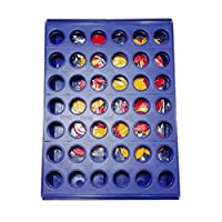 Noradtjcca Intelligent Game Toys The Three-dimensional Four-game Four Chess Five Children