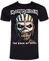 Official T Shirt IRON MAIDEN Eddie ~ Book of Souls All Sizes