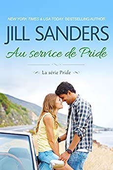 Au service de Pride (La série Pride t. 5) par [Sanders, Jill]