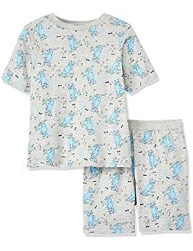 RED WAGON Conjunto de Pijama de Pantalón Corto para Niños