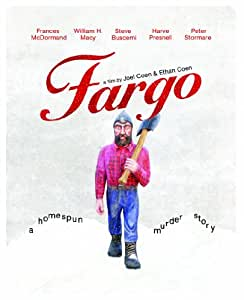 Fargo - Limited Edition Steelbook [Blu-ray]