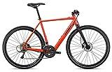 ORBEA Urban-Gain F30 2019 E-Bike, Rahmengröße:L, Farbe:rot-schwarz