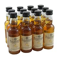 Talisker 10 yr Single Malt Scotch Whisky 5cl Miniature - 12 Pack by Talisker