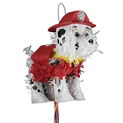 Amscan International 9902907 Pinata licensedpinata Pull: Paw Patrol